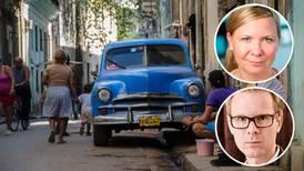 Kuba-regimens förtryck måste få ett slut!