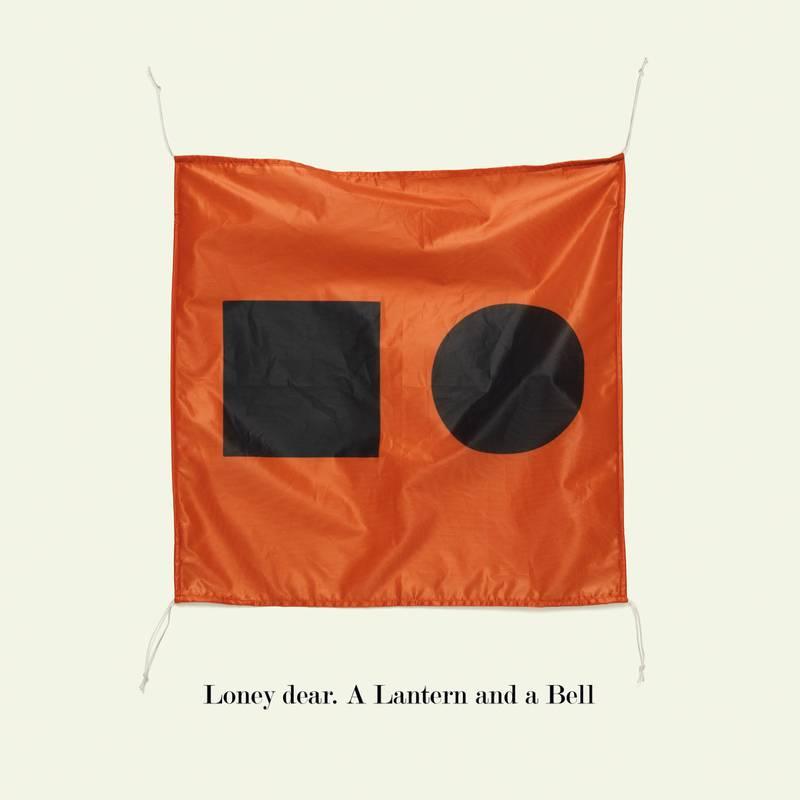 """Loney dear """"A lantern and a bell"""" (2021), skivomslag. (Emil Svanängen)"""