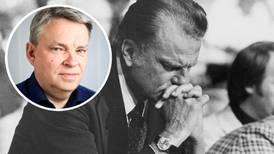 Stefan Swärd: Vi behöver lära av Graham