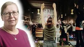 Elisabeths Sandlund: Yoga och österländsk religion hör inte hemma i kyrkan