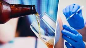 Här får man gratis öl när man vaccinerat sig