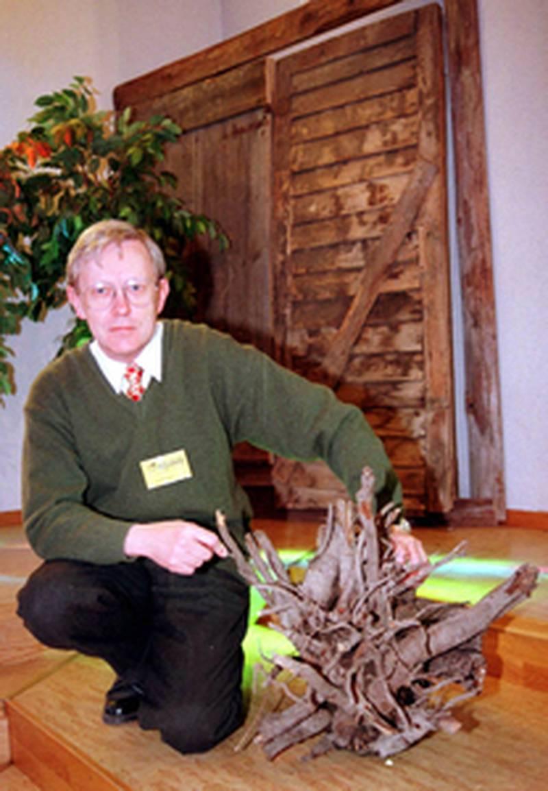 Sven Reichmann, 1939-2018.