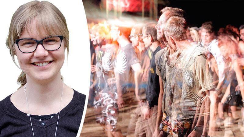 Eleonore Gustafsson skriver om andlig urskiljning.