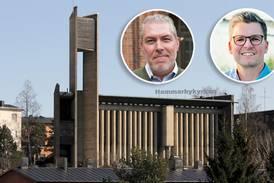 Magnus Persson och Mattias Nordström blir präster i Hammarbykyrkan i Stockholm