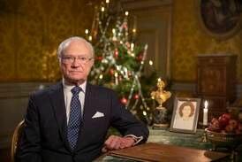 Kungen: Jag saknar juldagens gudstjänst