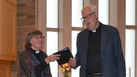 Kjell Larsson ny pastor i Gislaveds frikyrkoförsamling