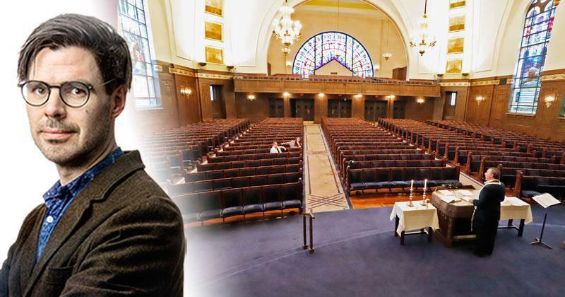 Sabbaten är för judarna en dag för att påminna sig bandet mellan människor, övrig skapelse och Gud. Det gäller även när samlingarna i de amerikanska synagogorna måste streamas på internet på grund av coronakrisen.