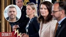 Joakim Lundqvist: Är kön plötsligt viktigaste egenskapen?