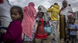 Kyrkor kräver hjälp till svältande i Etiopien