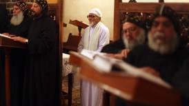 Muslimer betalar kopternas nya kyrka