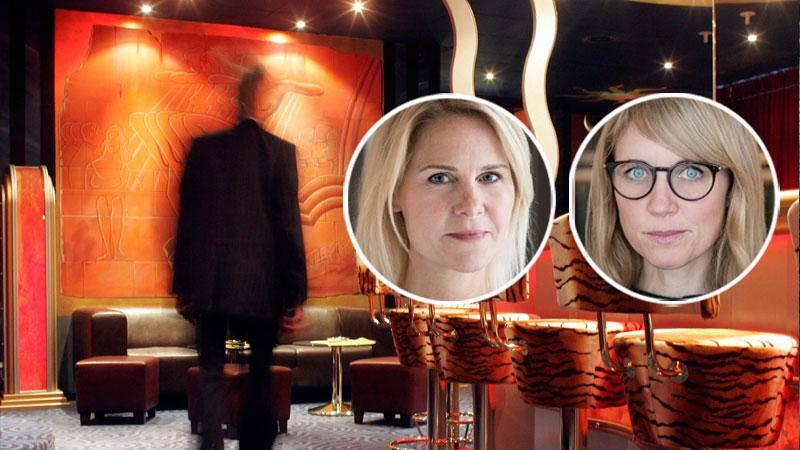 Majoriteten av de kvinnor som tvingats in i Tysklands bordeller eller till prostitution i Sverige är fattiga kvinnor från Östeuropa, Asien och Afrika, skriver Josephine Appelqvist och Anna Sander.