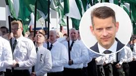 Marcus Birro: Att nazisterna får marschera är en fruktansvärd skam
