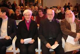 Ärkebiskopen: Svenska kyrkan bygger inte moskéer