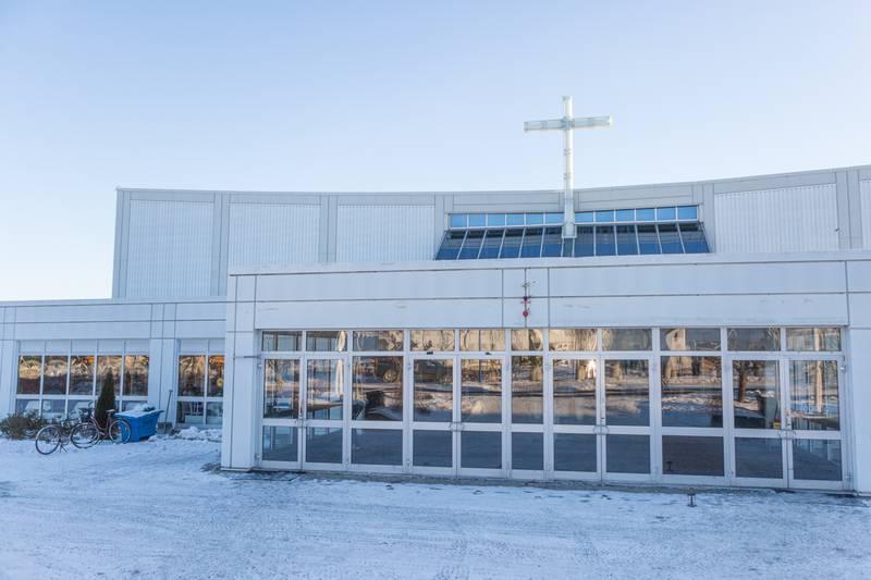 Livets ords kyrka i Uppsala.