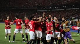 Egyptens fotbollslandslag är helt utan kopter