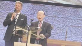 Pastor Yonggi Cho dömd för förskingring