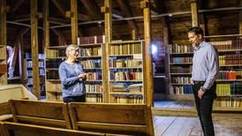 Här förvaras Lewi Pethrus privata bibliotek