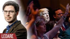 Vita evangelikaler bakom Trumps starka resultat
