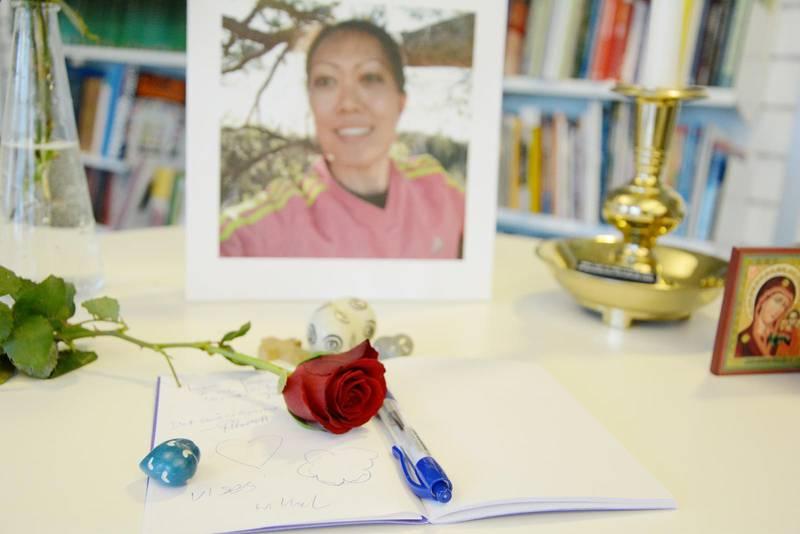 Lena Wesström arbetade under några år på 2000-talet som pastor i en Equmeniaförsamling i Örebro. För ett år sedan hittades hon mördad.