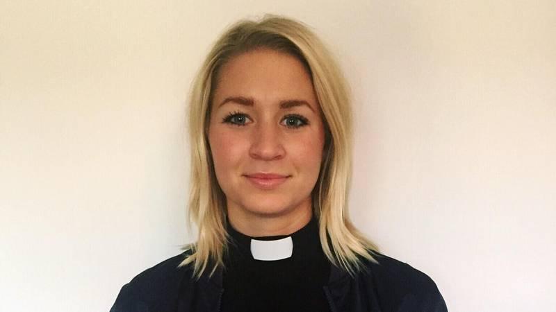 Esther Kazen, pastor & föreståndare i Flatåskyrkan, Västra Frölunda.