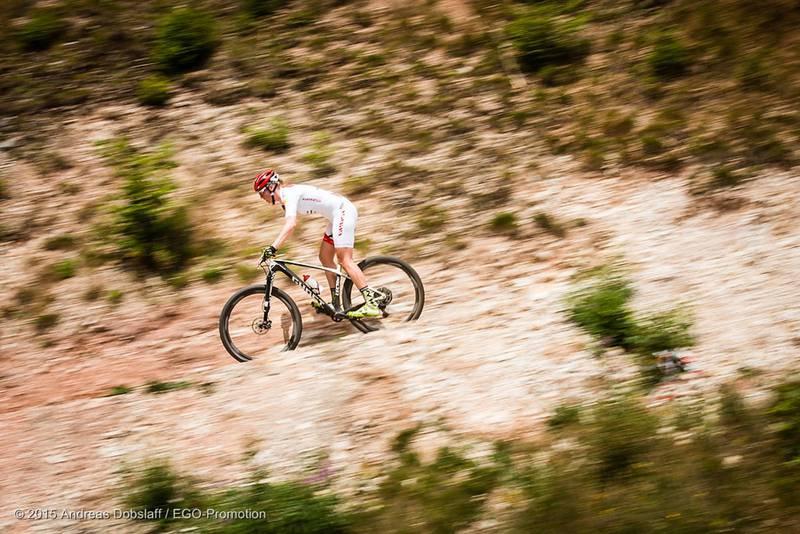 Alexandra Engen, en av Sveriges bästa mountainbikecyklister, blev utbränd. Nu är hon tillbaka och satsar på OS i Rio de Janeiro 2016.