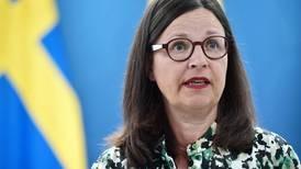 Ministerns svar om obligatorisk förskola från två år