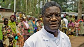Denis Mukwege dödshotad efter hatkampanj