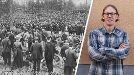 Olof Edsinger: Kluven relation mellan väckelserörelsen och arbetarrörelsen
