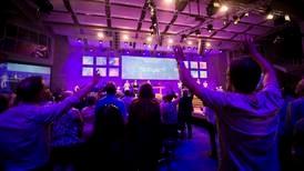 Talare från hela världen till Europakonferensen