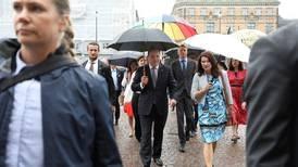 Stefan Löfven vald till ny statsminister