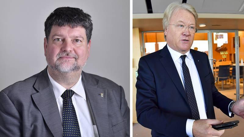 Magnus Jacobsson (KD) ger riksdagskollegan Lars Adaktusson (KD) delvis rätt och är kritisk mot diskussionsklimatet i riksdagsgruppen.
