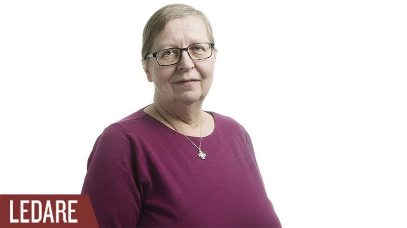 Elisabeth Sandlund, i korthet.
