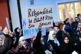 """Kommun kräver att deras lokaler hålls """"religiöst neutrala"""""""