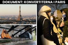 Afghanska konvertiter från Sverige hotas i Paris förorter