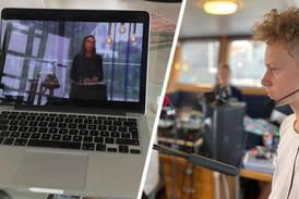 Hönökonferensen byter tält mot skärm