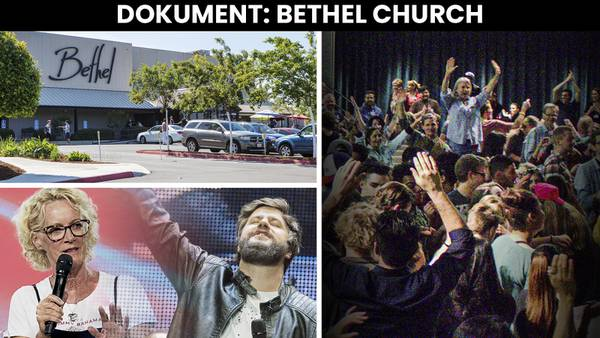 Bethel vill dra ned himlen till jorden