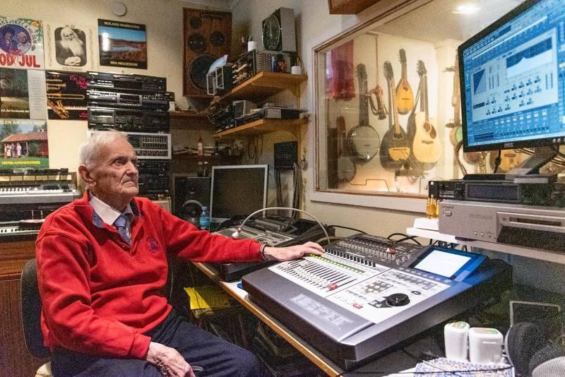 Evan Ljunggren avled den 15 januari 2020. Sin sista intervju gjorde han för Dagen. Hemma i källaren hade en professionell inspelningsstudio. Hans vurm för ny teknik gjorde hans studio till ett levande teknikmuseum, då han bevarat äldre inspelningsutrustning. Sveriges Radio tog ibland hjälp av Evan att konvertera äldre inspelningar till digitalt format.