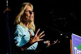 Bönevän hjälpte Jill Biden tillbaka till Gud