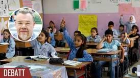 Villkora EU:s stöd till det palestinska flyktingorganet