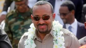 Kristna premiärministern Abiy Ahmed  söker fred med Eritrea