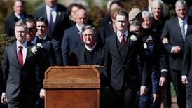 Billy Graham fick statsmannamässig begravning