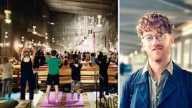 Yogaledaren i Skarpnäck: Mycket inom yoga går hand i hand med kristendom