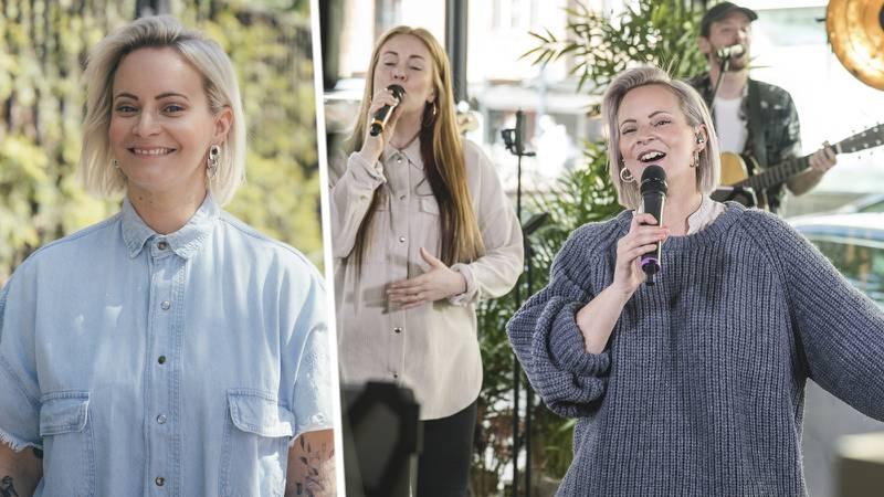 – Jag brinner för att se människor komma i funktion och ära Jesus med sina gåvor, säger Frida Guldstrand som är ansvarig för det kreativa arbetet i Filadelfiaförsamlingen i Stockholm.