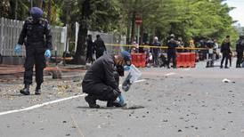 Katoliker i Indonesien fortsätter påskfirande trots bombdåd