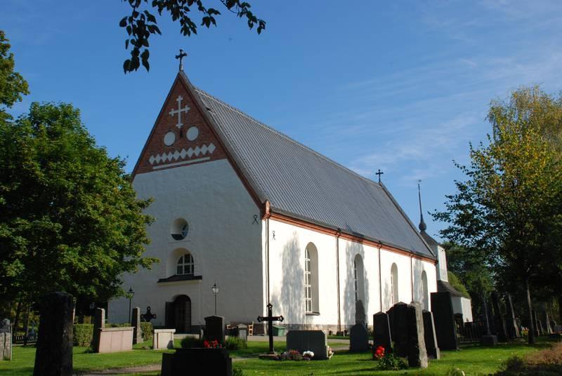 Backens kyrka i Umeå