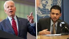 Biden har utsett ambassadör för religionsfrihet