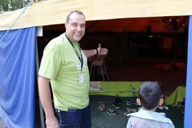 Rickard Lundgren: Soppan vi gav till flyktingar tog aldrig slut