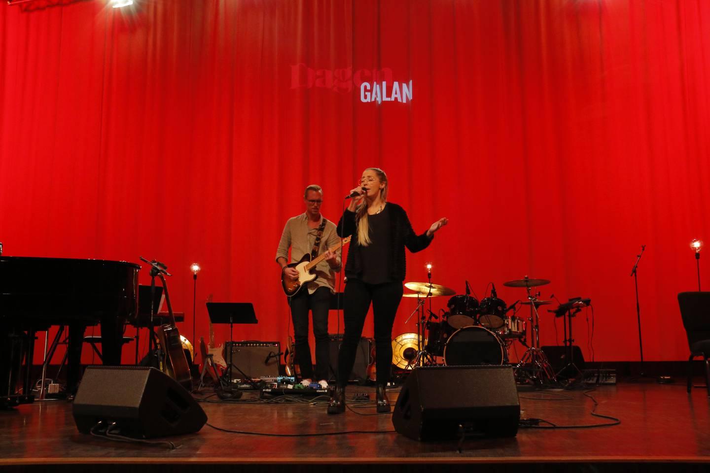 DagenGalan 2020 med Hope - Therése och Joakim Sandström - vinnare av utbultstipendiet