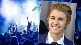 Justin Biebers Sverigebesök slutade med Hillsonggudstjänst