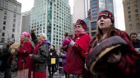 Kanadas urinvånare utsatta för folkmord
